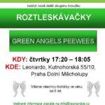 Roztleskávačky - peewees 2017