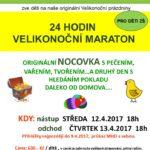 24h Velikonoční maraton 2017